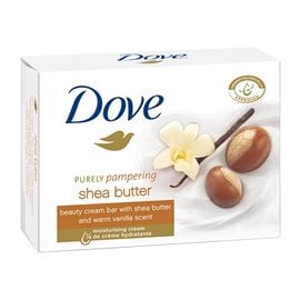 Bar Soap Shea Butter  DOVE Soap Bars