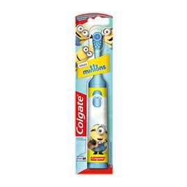 Battery Toothbrush Minions COLGATE Electrical Toothbrushes