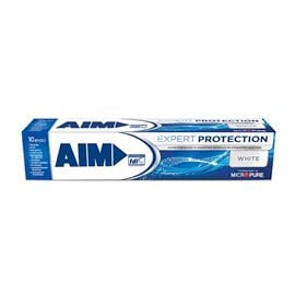 Toothpaste Expert Protection White AIM Toothpastes