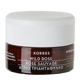 Wild Rose 24-Hour Moisturising & Brightening Cream - Normal-Dry KORRES Day