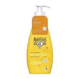 Shea Butter, Sweet Almond & Argan Oil Nourishing Body Milk Lotion LE PETIT MARSEILLAIS Body Care