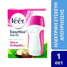 Electrical Roll-On Hair Removal Gadget -10€ VEET Hair Removal
