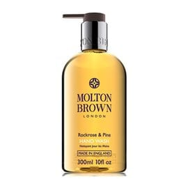 Rockrose & Pine Hand Wash  MOLTON BROWN Liquid Soaps