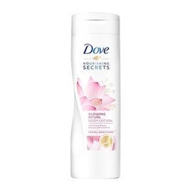 Body Lotion Glowing Lotus DOVE Body Care