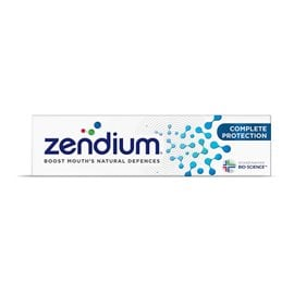 Toothpaste Complete Protect  ZENDIUM Toothpastes