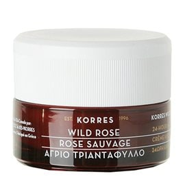 Wild Rose 24-Hour Moisturising&Brightening Cream - Normal-Oily KORRES Day
