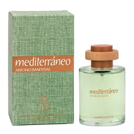 Mediterraneo For Men  Eau De Toilette  ANTONIO BANDERAS Eau De Toilette