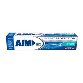 Toothpaste Expert Protection Complete AIM Toothpastes