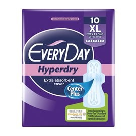Everyday Hyperdry Ultra Plus Extra Long  EVERY DAY Pads