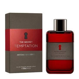 The Secret Temptation  Eau De Toilette  ANTONIO BANDERAS Eau De Toilette