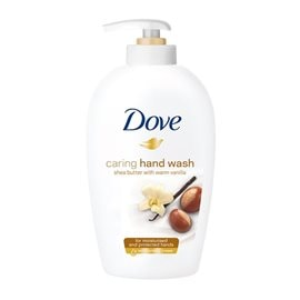 Cream Wash Shea  DOVE Liquid Soaps
