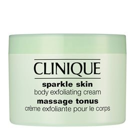 Sparkle Skin Body Exfoliating Cream CLINIQUE Scrubs & Exfoliation