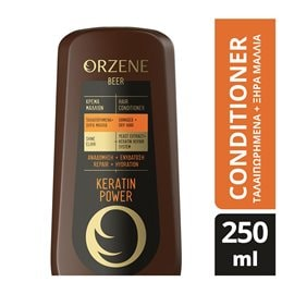 Κρέμα Για Ξηρά / Keratin Power   ORZENE CONDITIONERS