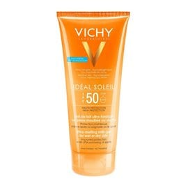 Ideal Soleil Milk-Gel Wet Skin Technology SPF50 VICHY Σώματος