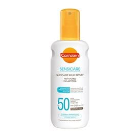Suncare Spray Sensicare SPF50  CARROTEN Body
