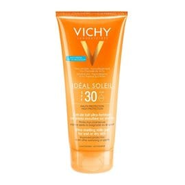 Ideal Soleil Milk-Gel Wet Skin Technology SPF30 VICHY Σώματος