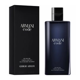 Armani Code Gel Douche         ARMANI Shower Gels & Soap Bars