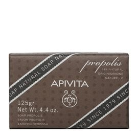 Propolis Soap with Antiseptict & Astrigent Properties   APIVITA Soap Bars