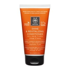 Shine and Revitalizing Conditioner with Orange & Honey APIVITA CONDITIONERS