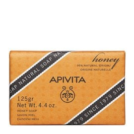 Honey Soap with Hydrating Properties APIVITA Soap Bars