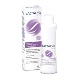 Pharma Soothing  LACTACYD Feminine Wash & Wipes