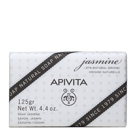 Jasmine Soap with Hydrating Properties  APIVITA Soap Bars