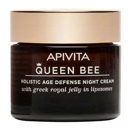 Queen Bee Night Cream with Royal Jelly APIVITA Night