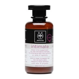 Intimate Lady Foam Cleanser with Aloe & Propolis APIVITA Feminine Wash & Wipes