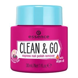 Clean & Go Express Nail Polish Remover ESSENCE Nail Polish Remover