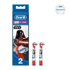Stages Toothbrush Heads Featuring Star Wars Characters ORAL-B Electrical Toothbrushes