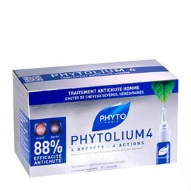 Phytolium 4 Thinning Hair – Men Treatment PHYTO Ampoules