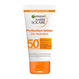 Body Milk SPF50+ Travel Size  AMBRE SOLAIRE Body