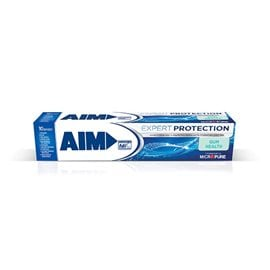 Toothpaste Expert Protection Gums AIM Toothpastes