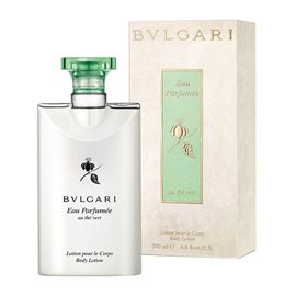 Bvlgari Eau Parfumée Au The Vert Body Lotion  BVLGARI Body Lotions