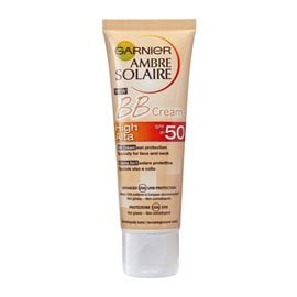 BB Cream Light SPF50 AMBRE SOLAIRE Προσώπου