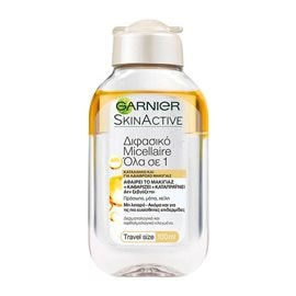 Micellaire Bi-Phase Water All In 1 GARNIER Makeup Removers