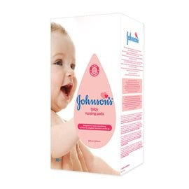 Johnson's Baby Nurshing Pads White JOHNSON'S BABY Breast Care