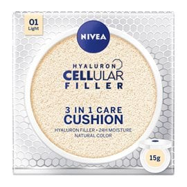 Cellular Hyaluron Filler 3 Σε 1 Cushion  NIVEA BB & CC