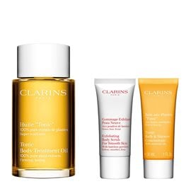 Tonic Body Treatment Oil Value Pack CLARINS ΣΕΤ ΣΩΜΑΤΟΣ