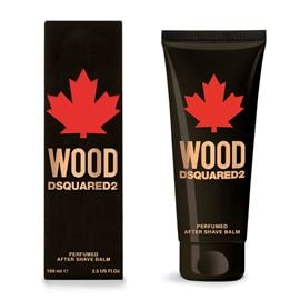 Dsquared2 Wood Pour Homme Perfumed After Shave Balm DSQUARED2 Fragranced After Shave