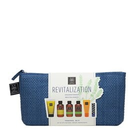 Travel Kit Revitalization APIVITA BODY CARE SETS