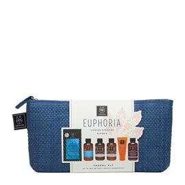 Travel Kit Euphoria  APIVITA BODY CARE SETS