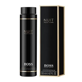 Boss Nuit Shower Gel HUGO BOSS Shower Gels & Soap Bars