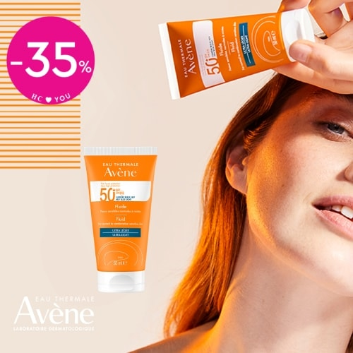 AVÈNE Sun Protection 35% off!