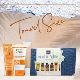 Ready to travel? Special size products @ Hondos Center