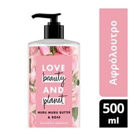 Bath & Shower Rose LOVE BEAUTY AND PLANET Bath & Shower Gels