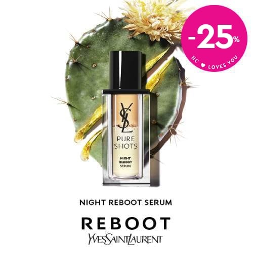 YVES SAINT LAURENT -25%!