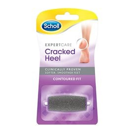 Refill Roll-On for Wet & Dry And Velvet Soft Foot File for Cracked Heels SCHOLL Electrical Files