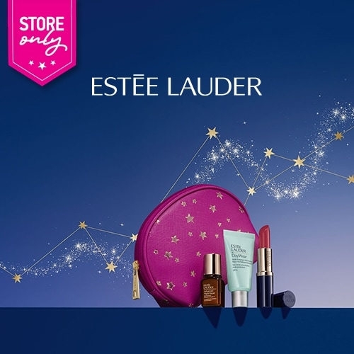 ESTÉE LAUDER get a free GIFT* with your purchases!