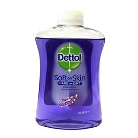 Liquid Soap Refill Soothe Lavender DETTOL Liquid Soap Refillments